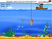 Play Deep sea fishing Game