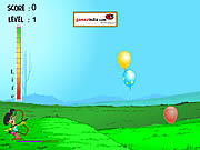 Balloon Hunt game