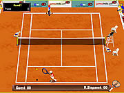Grandslam Tennis game
