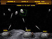 Missile Strike game