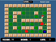 Play Bomber kid game Game
