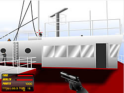 Shooter - Wave and Packages game