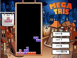 Megatris game