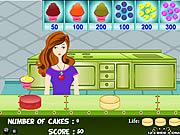 Festival Cake game