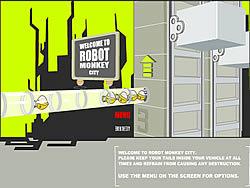 Robot Monkey City game