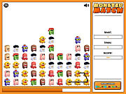 Play Monster match Game
