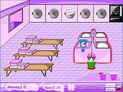 Laundry Rush game