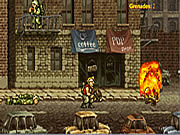 Metal Slug Rampage 3 game