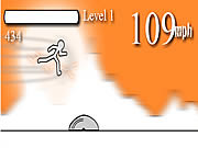Orange Runner game