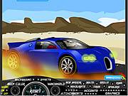 Pimp My Bugatti game