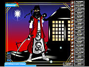 Play Ninja dress up Game