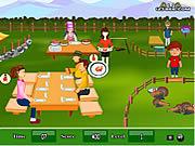 Village Bistro لعبة