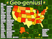 GeoGenius USA game