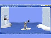 Yeti Sports (Part 3) - Seal Bounce game