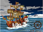 juego Pirate Ship