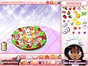 Shaquita Pizza Maker game
