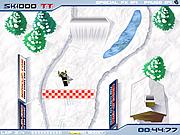 Skidoo TT game