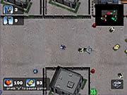 Zombie Storm game