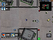 Zombie Storm game