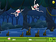 Mr. and Mrs. Chimps game