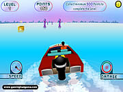 Power Boat Challenge game