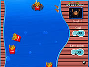 Crab Collection game