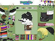 Dirty Socks Dress Up game
