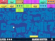 Bobs BlockBuster game