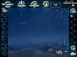 The Piranha game