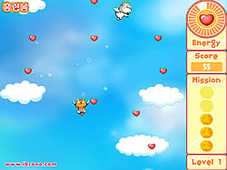 Icarian Adventure in the Clouds game