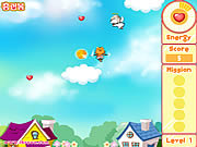 Play Icarian adventure in the clouds Game