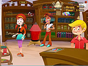 Play Magical stationery Game