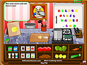 Luigi's Kitchen - Soup game