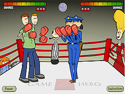 Boxing 2 x 2 game