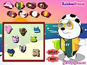 Baby Polar Bear Dress Up game