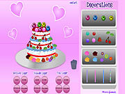 Cake Decorate game