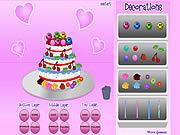 Cake Decorate game