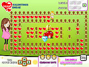 Play Valentines heart sneak Game