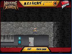 Wolverine MRD Escape game