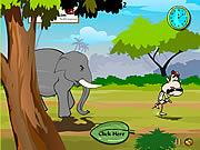 Haathi Nahin Mera Saathi - Elephant Chase game
