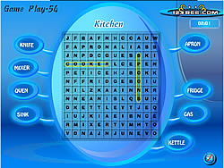 juego Word Search Gameplay - 54