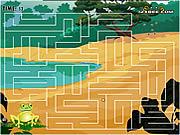 juego Maze Game - Game Play 13