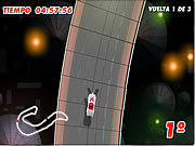 Play Speed racer meteoro Game