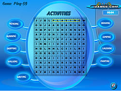 juego Word Search Gameplay - 59