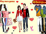 A Romantic Walk game