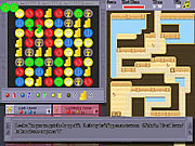 Puzzle Defense game