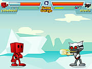 Play Cat wars Game