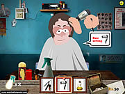 Billu's Makeover Salon game