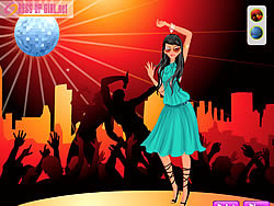 Dance Hall Queen game