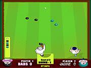 Lawn Bowling game